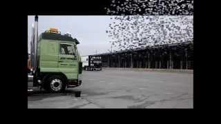 getlinkyoutube.com-Scania 143 SAM NELIS (Ciney expo 2015) big sound
