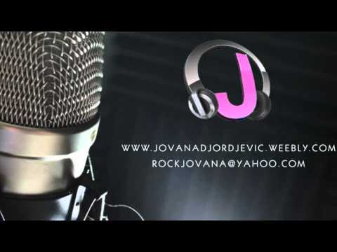 JOVANA Djordjevic - Eye of the tiger - Survivor [COVER LIVE]  female studio demo session singer