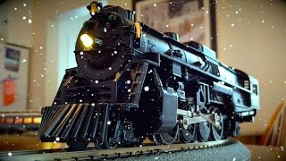 getlinkyoutube.com-American Flyer Polar Express Unboxing