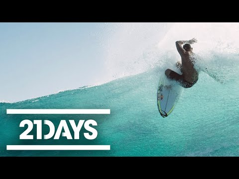 Parko vs Fanning - 21 Days - Red Bull Surfing - Part (1/3)