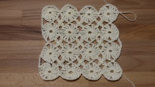 getlinkyoutube.com-Circulos Unidos con 4 Puntos Crochet