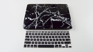"""iDoo 13"""" Retina Macbook Pro Case (Review) with Free keyboard Cover"""