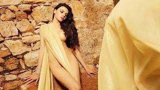 getlinkyoutube.com-Is Sherlyn Chopra trying to wear a saree