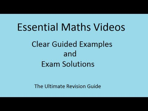 Circle theorems and the Alternate Segment Theorem made easy - (Maths GCSE Revision)