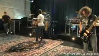 getlinkyoutube.com-Incubus Live from Walmart Soundcheck [Full] + Interview [2006]