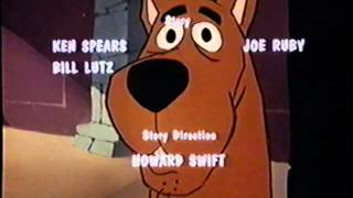 Scooby-Doo, Where Are You! - Ending (1970) Theme (VHS Capture)
