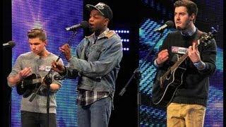 getlinkyoutube.com-Loveable Rogues - Lovesick - Britain's Got Talent 2012 audition - UK version