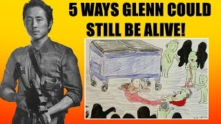 getlinkyoutube.com-5 Ways Glenn Could Still Be Alive in The Walking Dead Season 6