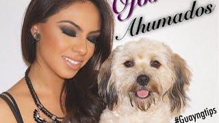 getlinkyoutube.com-Maquillaje de Noche Ahumado(Productos Economicos) -GuayNGTips (Nena Guzman)