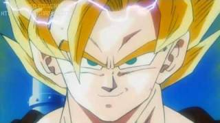 getlinkyoutube.com-Dbz Goku shows Goten nd Trunks Super Saiyan 3