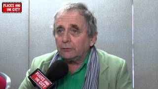 getlinkyoutube.com-Sylvester McCoy Interview - Doctor Who, Peter Capaldi & The Hobbit 3