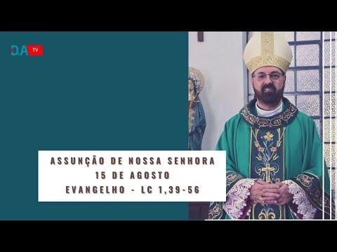 ASSUNÇÃO DE NOSSA SENHORA - Evangelho do dia