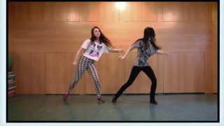 getlinkyoutube.com-RDX - KOTCH / Dancehall Choreography / from Poland