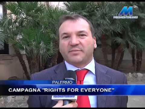 """Convegno di apertura del progetto Compagnia dei diritti. """"Rights for everyone"""""""