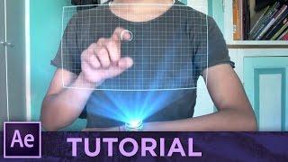 getlinkyoutube.com-HOLOGRAM • After Effects Tutorial [Sub ENG]