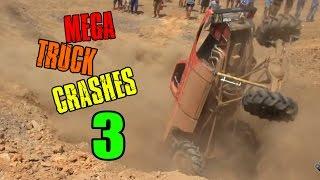 getlinkyoutube.com-MEGA MUD TRUCK CRASHES COMPILATION 3