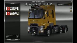 getlinkyoutube.com-ETS2 Renault Range T v4 0 Test