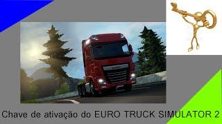 getlinkyoutube.com-Chaves da Ativação do Euro Truck Simulator 2