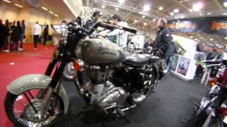 getlinkyoutube.com-Royal Enfield at Moto Days in Rome, Italy
