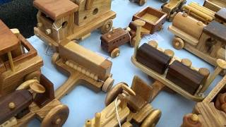 getlinkyoutube.com-Hand Made Wooden Toys by Pap's Wooden Toys