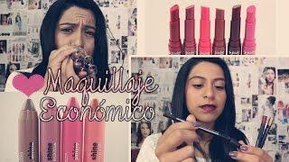 getlinkyoutube.com-Maquillaje económico ♥ /Dónde comprar, precios, reseña/ Parte 1