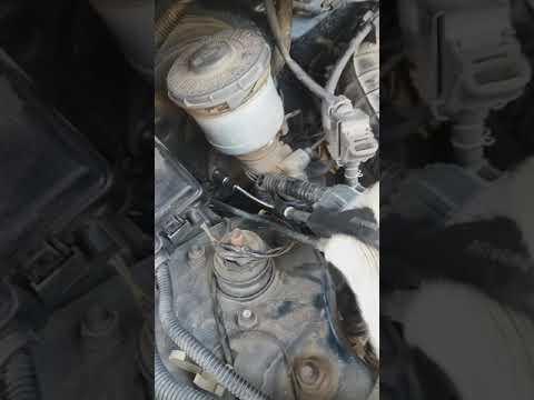2. Хонда Одиссей 1996год. Honda Odyssey. Тормоза не держат. Проблемы с Вакуумом