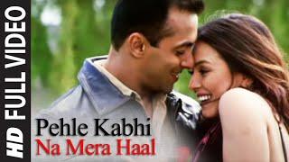 getlinkyoutube.com-Pehle Kabhi Na Mera Haal Full Video Song | Baghban | Salman Khan, Mahima Chaudhary
