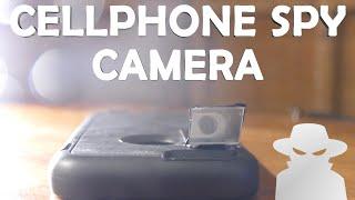 getlinkyoutube.com-How To Make a Cellphone Spy Camera! - Quick Build
