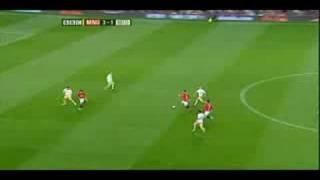getlinkyoutube.com-Beautiful Man Utd goals from 07/08