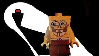 lego spongebob the bully