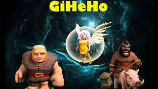 getlinkyoutube.com-How to GiHeHo -- War Strategy -- Giant, Healers, Hogs (HGH)