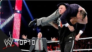 getlinkyoutube.com-13 Greatest Moments from 2013 - WWE Top 13