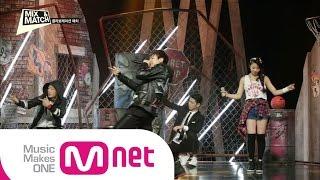 getlinkyoutube.com-Mnet [MIX & MATCH] Ep.05 - BOBBY팀