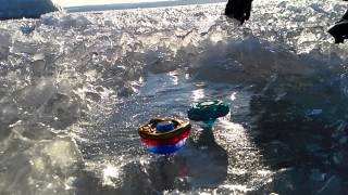 getlinkyoutube.com-OMG EPIC BEYBLADE BATTLE ON A FROZEN LAKE AND STADIUM! MUST WATCH!!