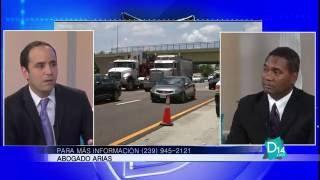 ¿Qué hacer ante un accidente de trabajo? El abogado Víctor Arias explica