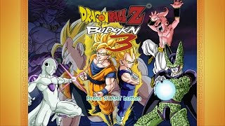 getlinkyoutube.com-Dragon Ball Z Budokai 3 HD - Modo História de Goku (BR) - Reup