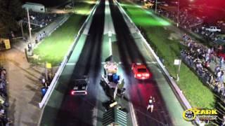 August 2015 Midnight Drags - Ozark Raceway Park