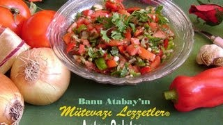 getlinkyoutube.com-Antep Salatası (Salata Tarifleri)