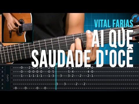 Vital Farias - Ai Que Saudade D'oc�
