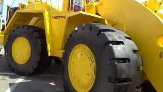 Колёсный погрузчик Четра ПК 120