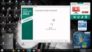getlinkyoutube.com-Como activar Kaspersky Internet Security 2012 por medio de keys