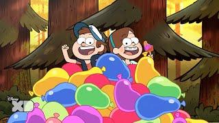 getlinkyoutube.com-Gravity Falls - That Saturday Feeling.. - Official Disney XD UK HD