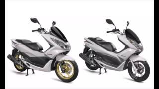 Specs:  2017 Honda PCX 150 vs 2017 Yamaha NMax 155