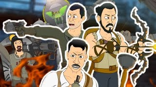 ♪ DER EISENDRACHE THE MUSICAL - Animated Parody Song
