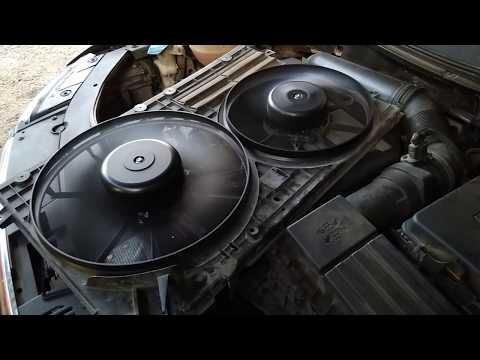 VW Passat B6 - проблема с вентиляторами