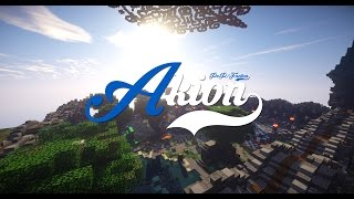 getlinkyoutube.com-Trailer Akion - Serveur Minecraft PvP/Faction 1.8 [CRACK ON]