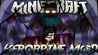 getlinkyoutube.com-Minecraft ITA - Mod: HEROBRINE Mod // Boss, Horror, Paura // Herobrine Esiste?