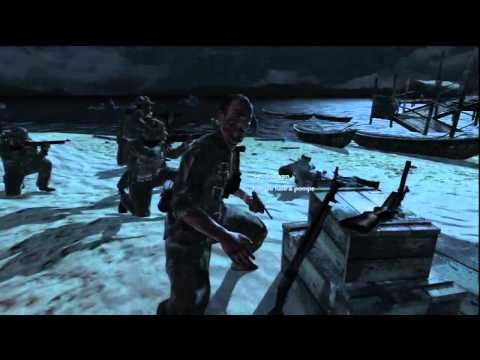 World at War | Semper Fi | Mission 1 par TPS