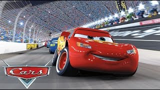 getlinkyoutube.com-Cars Toon - ENGLISH - Lightning McQueen wins big race - Kids Movie - Disney Pixar Cars
