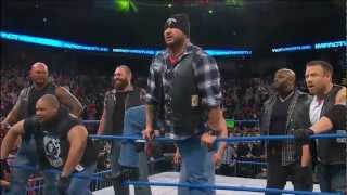 getlinkyoutube.com-The Aces and Eights annihilate the TNA Wrestling Roster